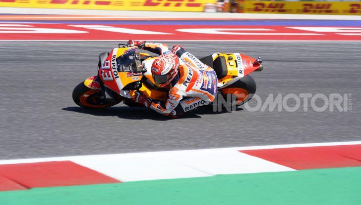 MotoGP 2019, GP di San Marino: Vinales soffia la pole alla sorprendente KTM di Espargarò, Rossi settimo - Foto 3 di 44