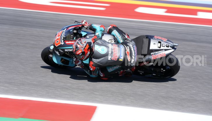 MotoGP 2019, GP di San Marino: Vinales soffia la pole alla sorprendente KTM di Espargarò, Rossi settimo - Foto 6 di 44