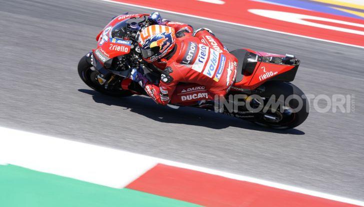 MotoGP 2019, GP di San Marino: Vinales soffia la pole alla sorprendente KTM di Espargarò, Rossi settimo - Foto 4 di 44