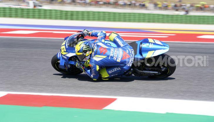 MotoGP 2019, GP di San Marino: Vinales soffia la pole alla sorprendente KTM di Espargarò, Rossi settimo - Foto 7 di 44
