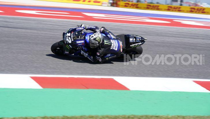 MotoGP 2019, GP di San Marino: Vinales soffia la pole alla sorprendente KTM di Espargarò, Rossi settimo - Foto 2 di 44