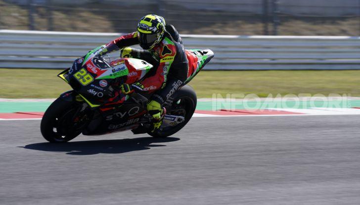 MotoGP 2019, GP di San Marino: Vinales soffia la pole alla sorprendente KTM di Espargarò, Rossi settimo - Foto 11 di 44