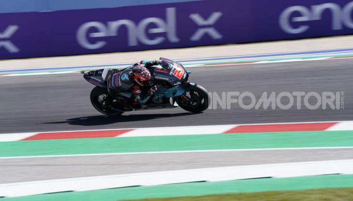 MotoGP 2019, GP di San Marino: Vinales soffia la pole alla sorprendente KTM di Espargarò, Rossi settimo - Foto 25 di 44