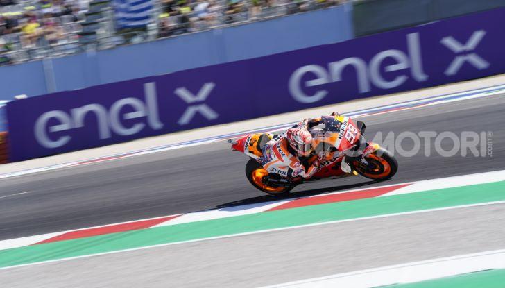 MotoGP 2019, GP di San Marino: Vinales soffia la pole alla sorprendente KTM di Espargarò, Rossi settimo - Foto 24 di 44
