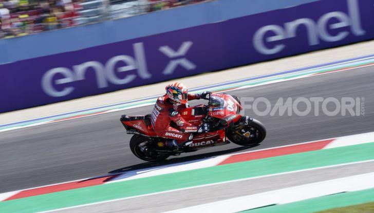 MotoGP 2019, GP di San Marino: Vinales soffia la pole alla sorprendente KTM di Espargarò, Rossi settimo - Foto 27 di 44