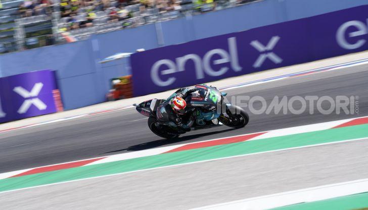 MotoGP 2019, GP di San Marino: Vinales soffia la pole alla sorprendente KTM di Espargarò, Rossi settimo - Foto 30 di 44