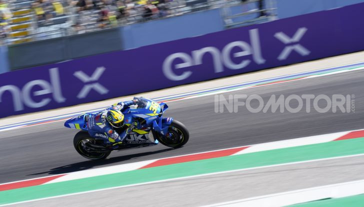 MotoGP 2019, GP di San Marino: Vinales soffia la pole alla sorprendente KTM di Espargarò, Rossi settimo - Foto 31 di 44