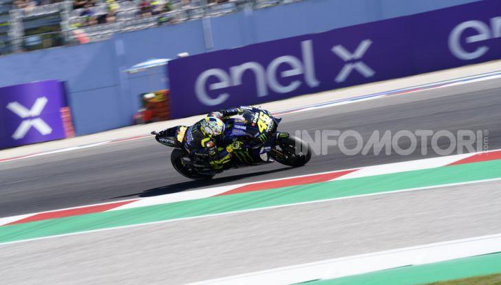 MotoGP 2019, GP di San Marino: Vinales soffia la pole alla sorprendente KTM di Espargarò, Rossi settimo - Foto 34 di 44