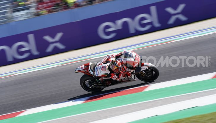 MotoGP 2019, GP di San Marino: Vinales soffia la pole alla sorprendente KTM di Espargarò, Rossi settimo - Foto 33 di 44