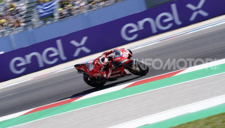 MotoGP 2019, GP di San Marino: Vinales soffia la pole alla sorprendente KTM di Espargarò, Rossi settimo - Foto 32 di 44