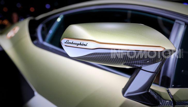 Lamborghini Sian: l'ibrida di Sant'Agata è un fulmine da 819CV - Foto 13 di 45