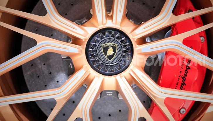 Lamborghini Sian: l'ibrida di Sant'Agata è un fulmine da 819CV - Foto 37 di 45