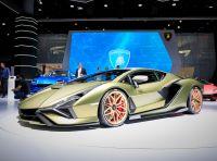 Lamborghini Sian: l'ibrida di Sant'Agata è un fulmine da 819CV