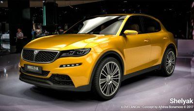 Lancia Urban SUV, il modello che rilancerebbe il marchio