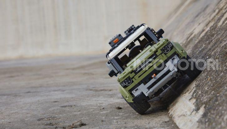 Land Rover Defender LEGO Technic in vendita dal 1 ottobre a 179€ - Foto 6 di 13