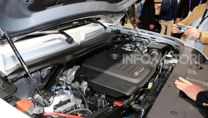 Land Rover Defender 2019, dati e informazioni - Foto 29 di 47