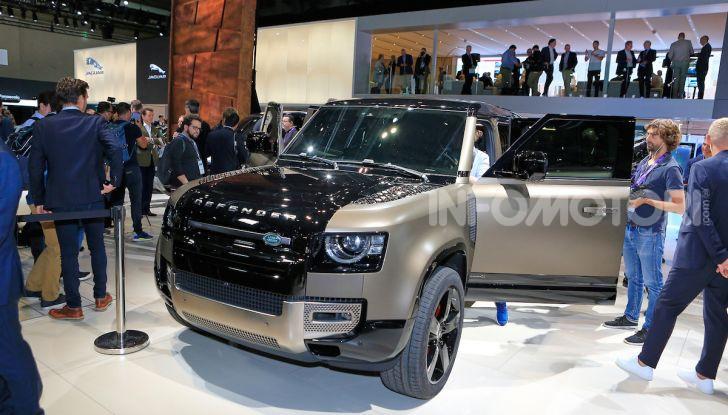 Land Rover Defender 2019, dati e informazioni - Foto 44 di 47