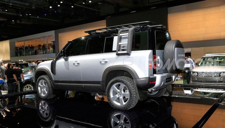 Land Rover Defender 2019, dati e informazioni - Foto 13 di 47