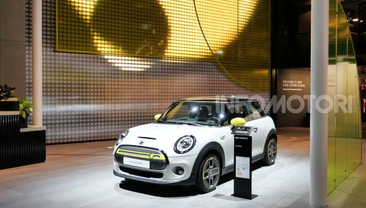 Francoforte 2019, tutte le nuove auto elettriche presentate al Salone - Foto 43 di 64