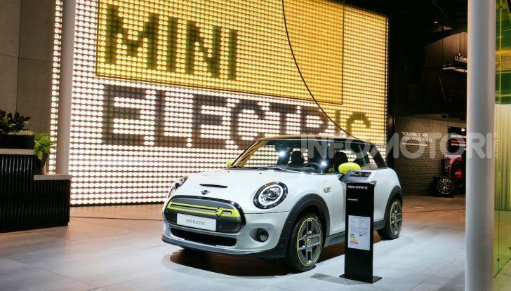 Mini elettrica: prezzi e caratteristiche della Mini Full Electric - Foto 3 di 14