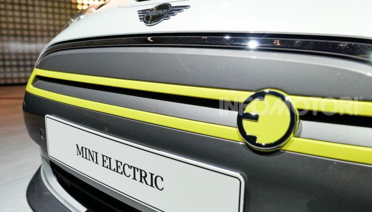 Mini elettrica: prezzi e caratteristiche della Mini Full Electric - Foto 9 di 14