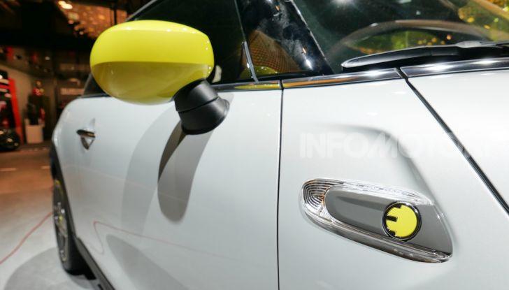 Mini elettrica: prezzi e caratteristiche della Mini Full Electric - Foto 13 di 14
