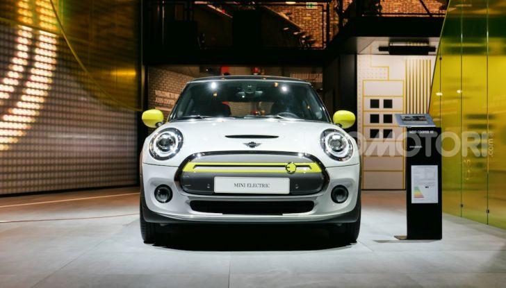 Francoforte 2019, tutte le nuove auto elettriche presentate al Salone - Foto 44 di 64