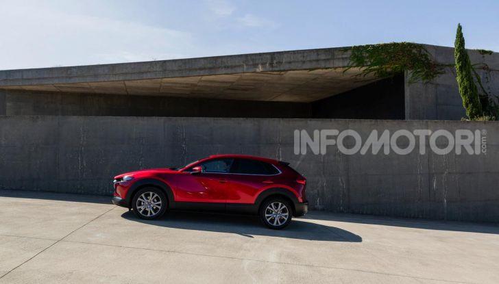[VIDEO] Prova su strada Mazda CX-30: la giusta misura al crossover giapponese - Foto 38 di 43