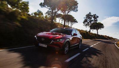 [VIDEO] Prova su strada Mazda CX-30: la giusta misura al crossover giapponese