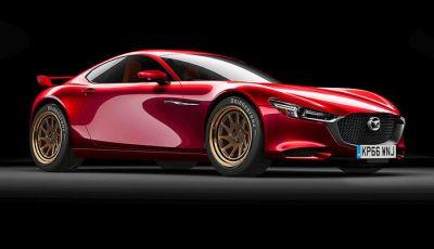 La Mazda RX-9 prende forma: dal Giappone importanti rumors