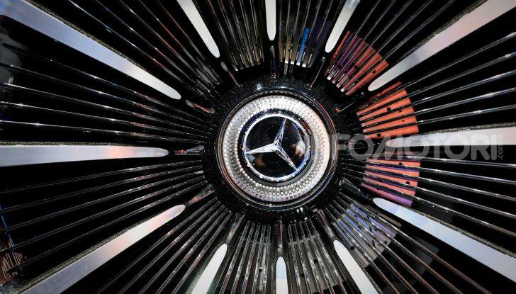 Mercedes-Benz Vision EQS: eleganza, tecnologia e prestazioni full electric - Foto 26 di 30