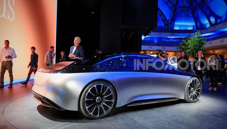 Francoforte 2019, tutte le nuove auto elettriche presentate al Salone - Foto 17 di 64