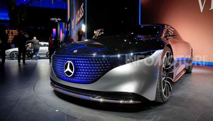Salone dell'Auto Monaco di Baviera 2021: informazioni e date - Foto 14 di 64