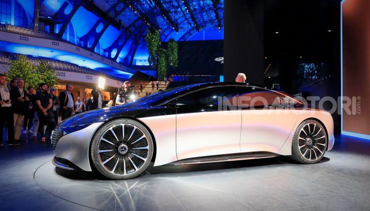 Francoforte 2019, tutte le nuove auto elettriche presentate al Salone - Foto 15 di 64