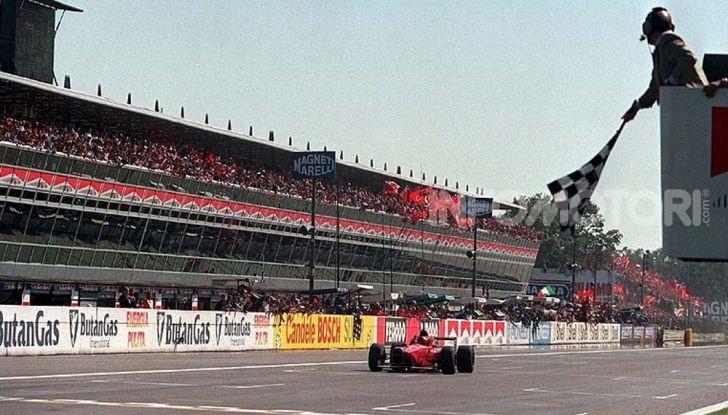 Leclerc vince a Spa e Monza come Schumacher nel 1996: nasce un mito? - Foto 10 di 10