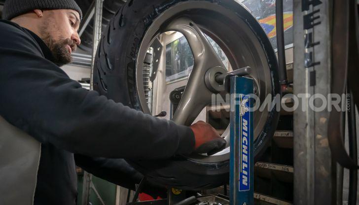 Test Michelin Road 5: lo pneumatico tuttofare del colosso francese - Foto 13 di 37