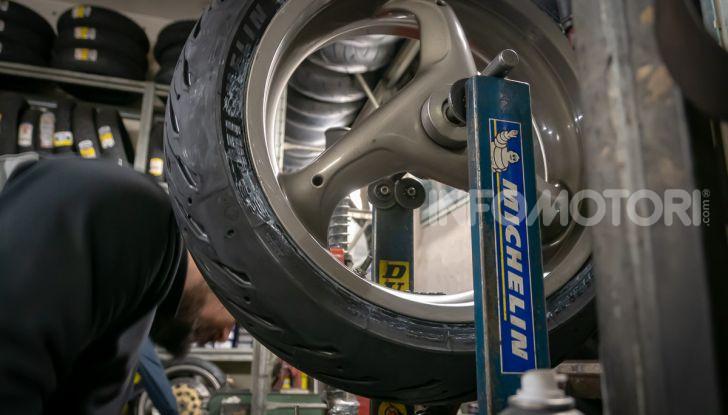 Test Michelin Road 5: lo pneumatico tuttofare del colosso francese - Foto 14 di 37