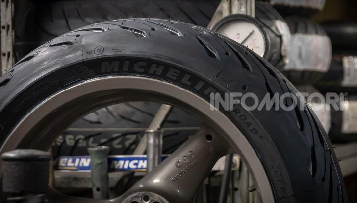 Test Michelin Road 5: lo pneumatico tuttofare del colosso francese - Foto 16 di 37