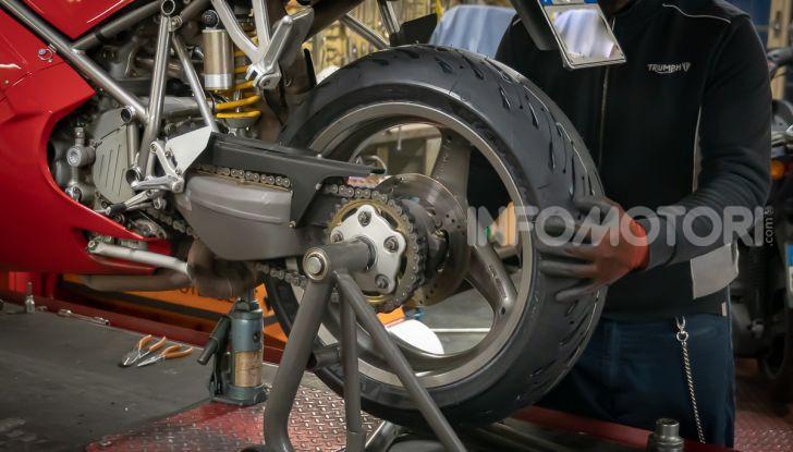 Test Michelin Road 5: lo pneumatico tuttofare del colosso francese - Foto 19 di 37