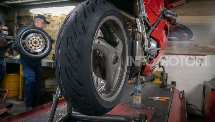 Test Michelin Road 5: lo pneumatico tuttofare del colosso francese - Foto 21 di 37