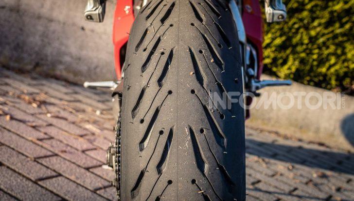 Test Michelin Road 5: lo pneumatico tuttofare del colosso francese - Foto 28 di 37