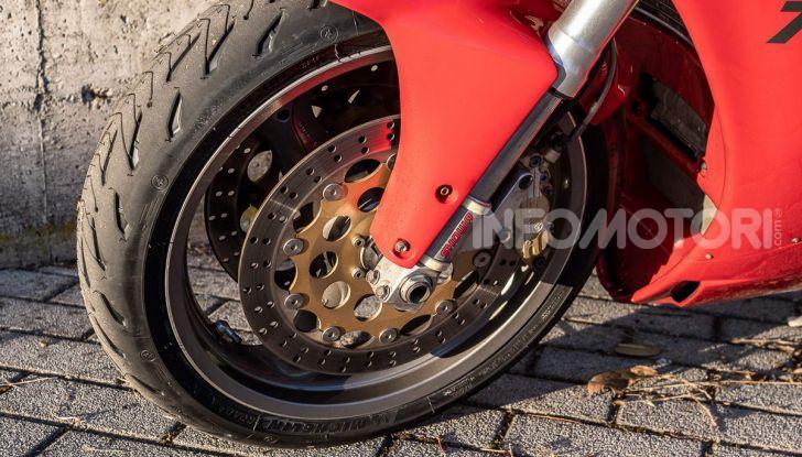 Test Michelin Road 5: lo pneumatico tuttofare del colosso francese - Foto 30 di 37