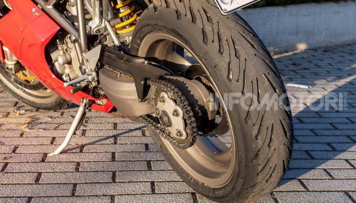 Test Michelin Road 5: lo pneumatico tuttofare del colosso francese - Foto 33 di 37