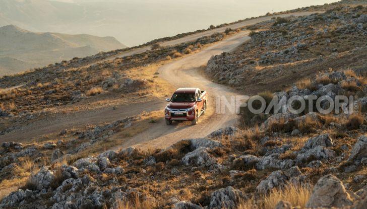 Prova nuovo Mitsubishi L200 2020: il pickup solido come la roccia! - Foto 11 di 44