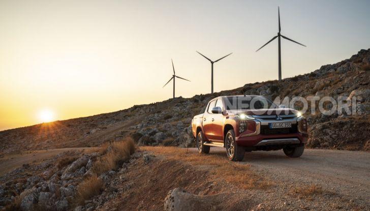 Prova nuovo Mitsubishi L200 2020: il pickup solido come la roccia! - Foto 24 di 44