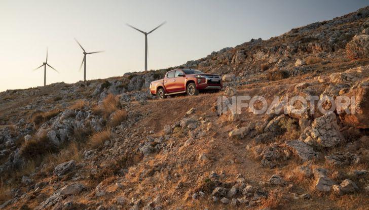 Prova nuovo Mitsubishi L200 2020: il pickup solido come la roccia! - Foto 25 di 44