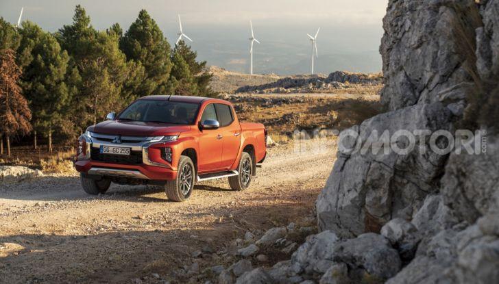 Prova nuovo Mitsubishi L200 2020: il pickup solido come la roccia! - Foto 27 di 44