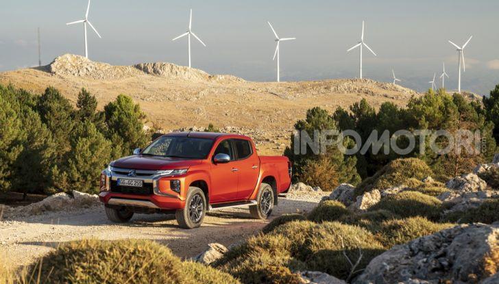 Prova nuovo Mitsubishi L200 2020: il pickup solido come la roccia! - Foto 28 di 44