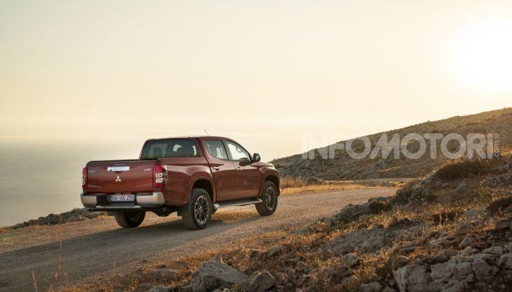 Prova nuovo Mitsubishi L200 2020: il pickup solido come la roccia! - Foto 29 di 44