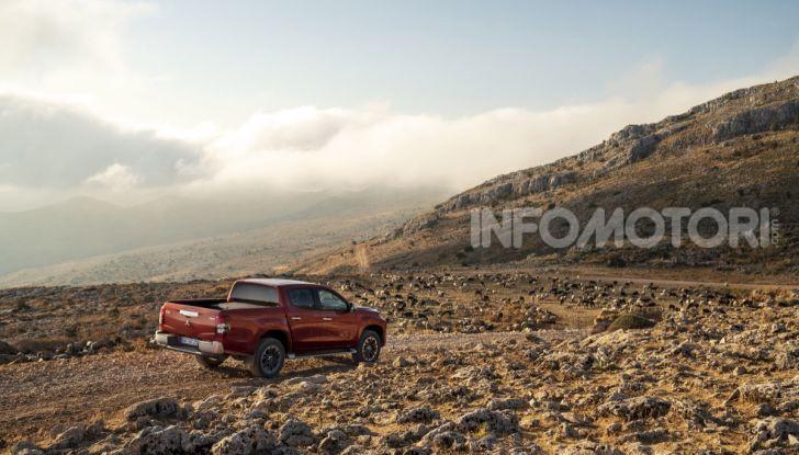 Prova nuovo Mitsubishi L200 2020: il pickup solido come la roccia! - Foto 30 di 44